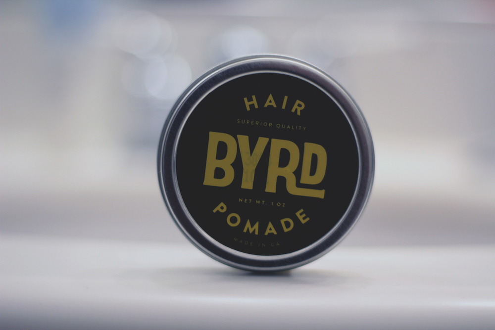 Byrd Hair Pomade - jar