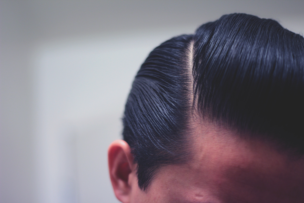 Byrd Hair Pomade - pomp part