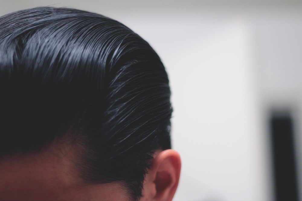 Byrd Hair Pomade - slickness