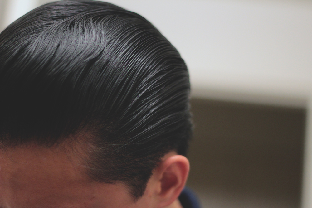 Imperial Classic Pomade - pomp slickness