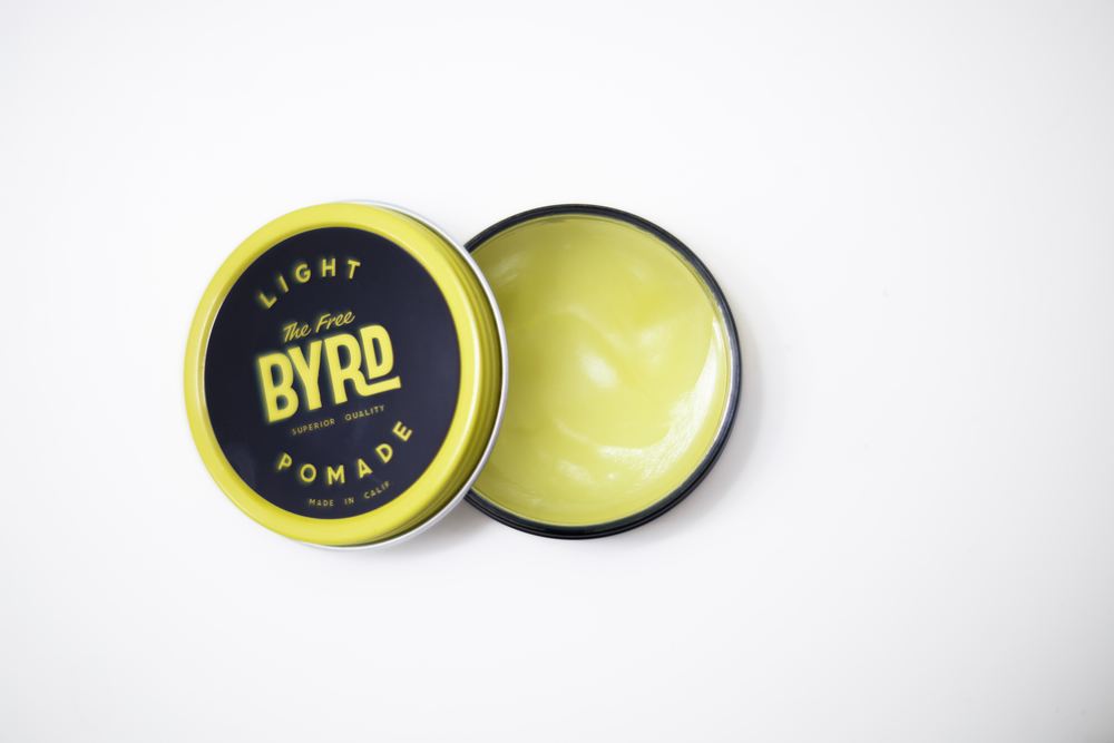 Byrd 'The Free' Light Pomade texture
