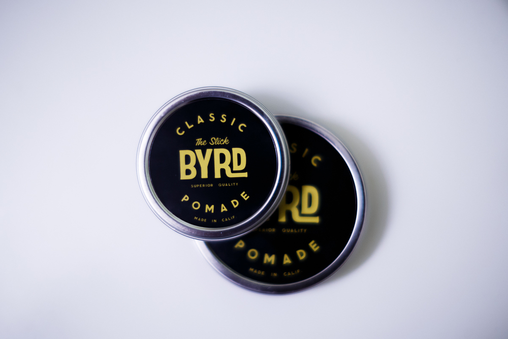 Byrd 'The Slick' Classic Pomade