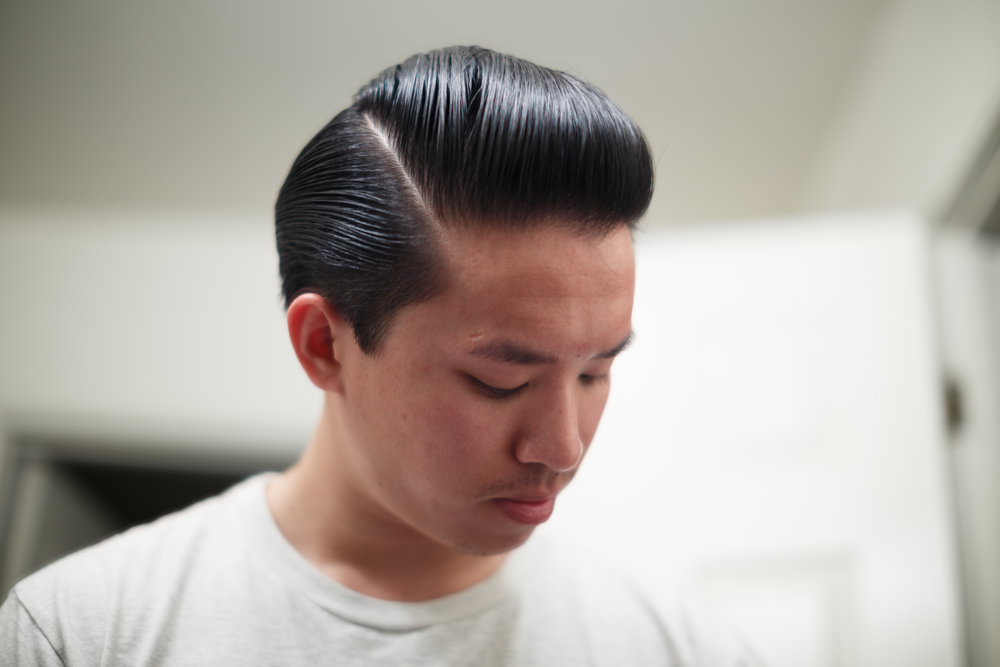 The Pomp Pomade Pompadour Rustin Heavy Hold