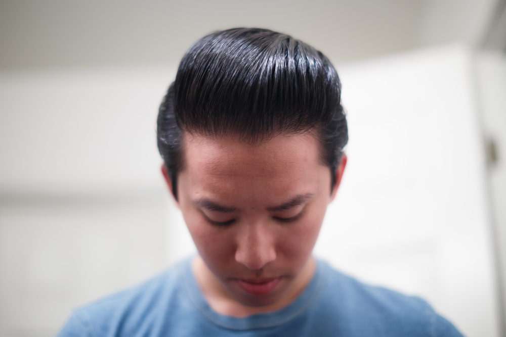 Charming Pomade Cool Grease CoolGrease Hedgelion Japan Japanese Hair Hairstyle Pomp Pompadour ThePomp The Pomp
