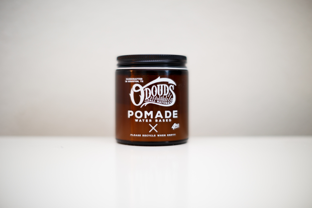 Most Innovative Pomade of 2015 -- O'Douds All Natural Water-Based Water Based Pomade