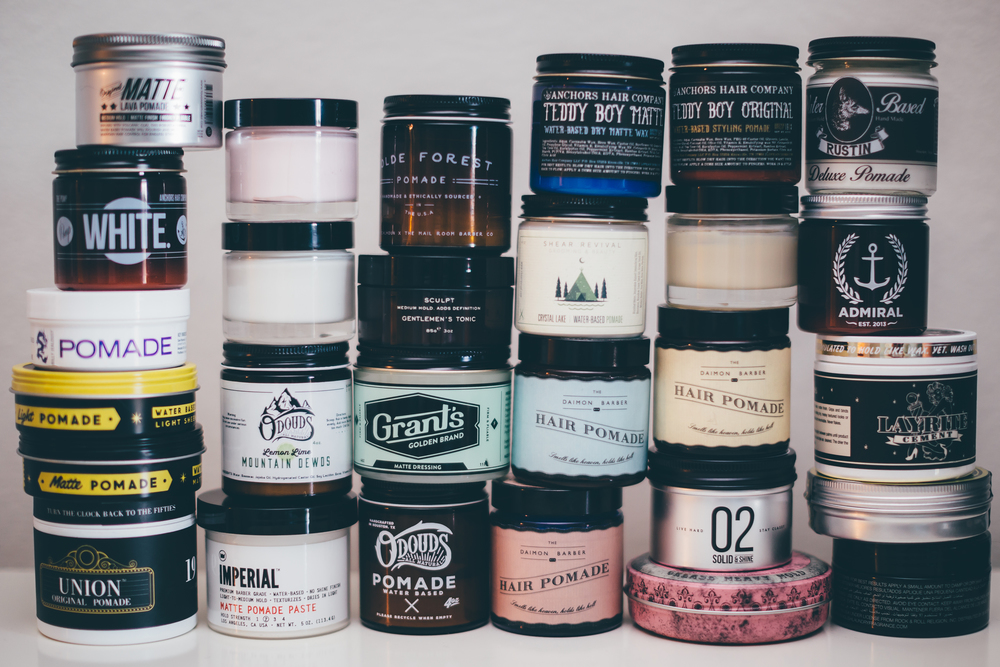 Choose Favorite Pomade Best Peoples' Choice 2015