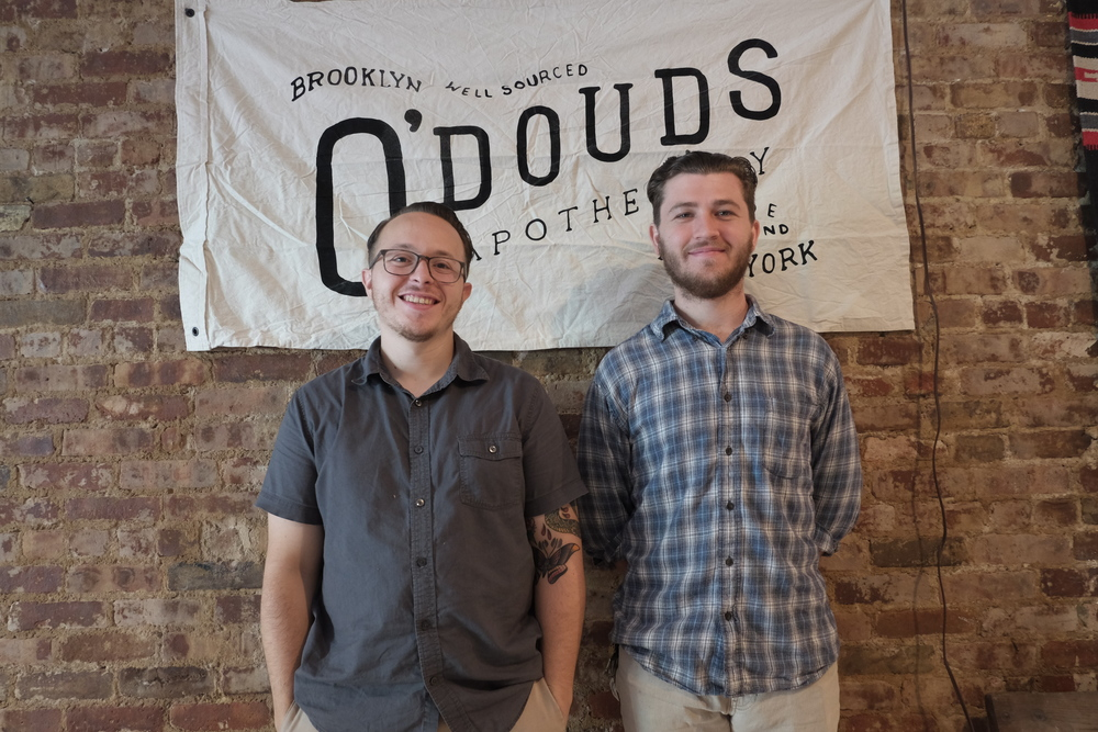 Most Innovative Brewer of 2015 -- Clayton Douds of O'Douds Apothecary