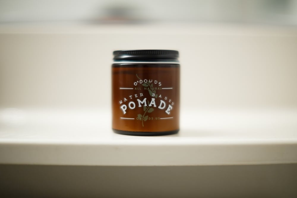 O'Douds Water Based Pomade Review by The Pomp | Pompadour ThePomp Thank You Based Pomp TYBP