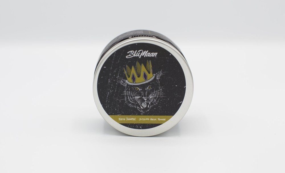 BluMaan Fifth Sample Pomade  | Best Collaborative Pomade