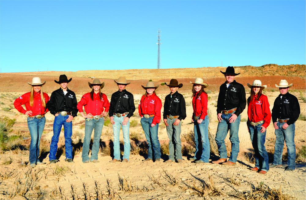 Total Cowboy Team 2014-2015