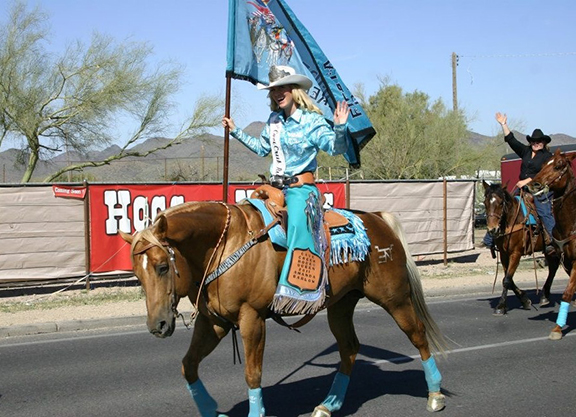 Easygoing and beautiful, he was also used by Rodeo Queen candidates for parades and competitions and during rodeos.
