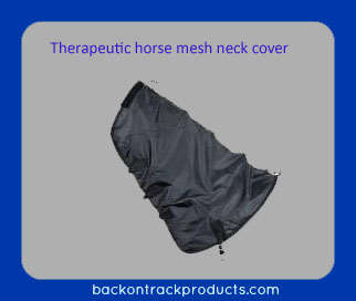 Does your horse suffer from tight, stiff neck muscles?