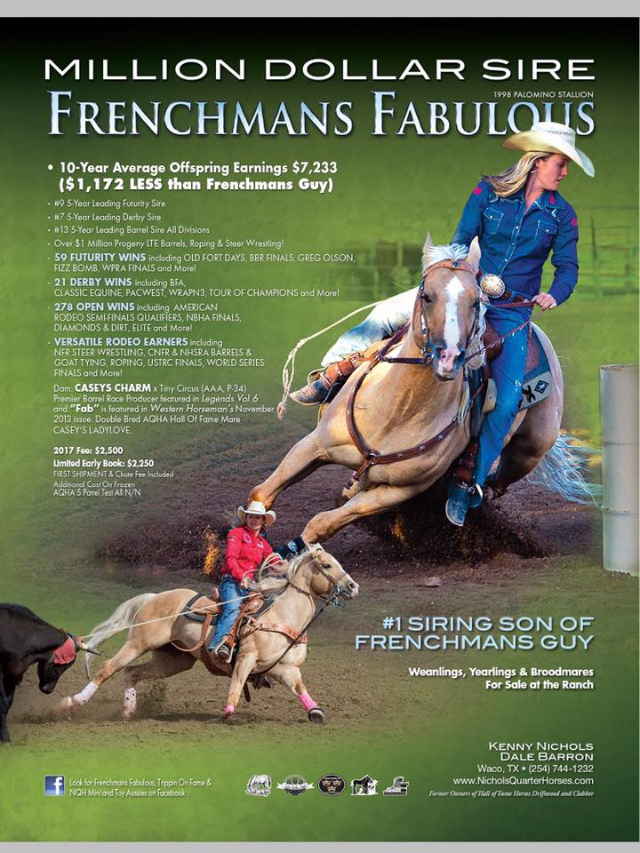 Frenchmans Fabulous