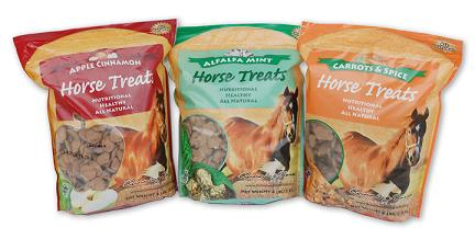 Running Horse Treats