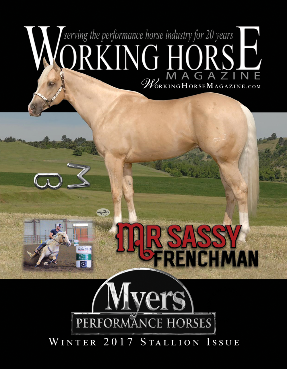 Cover 2017 Stallion Issue