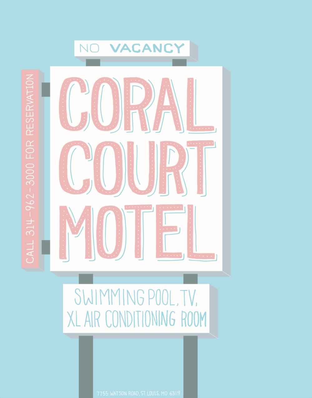 Coral Court Motel
