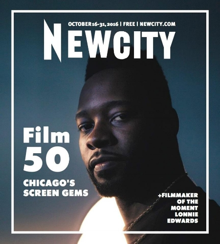 Newcity Film50 Print Cover (photo by Joe Mazza at Brave Lux inc.)
