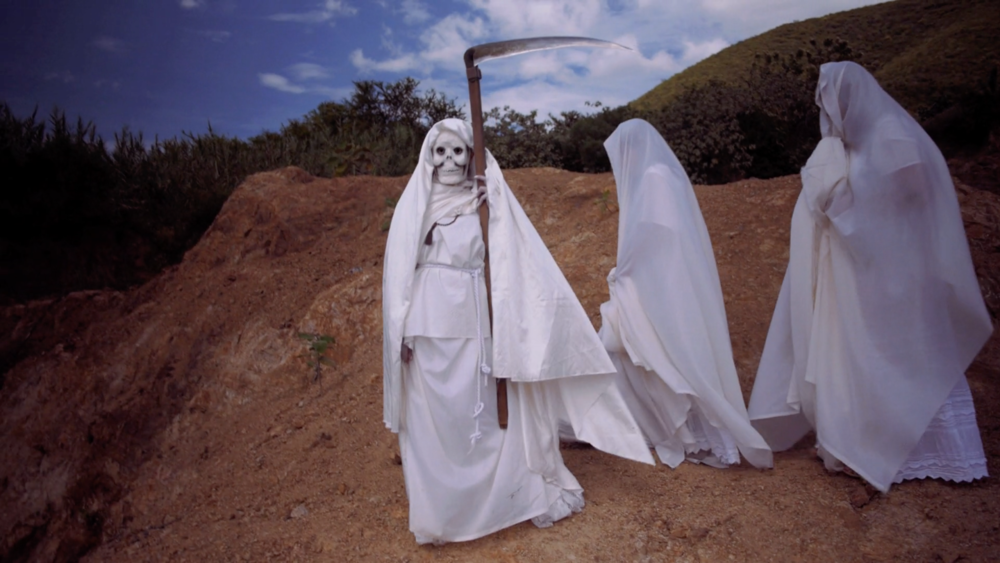 Production designer/Director - 'EL CULTO DE LA MUERTE (CULT OF THE DEAD) (unreleased)