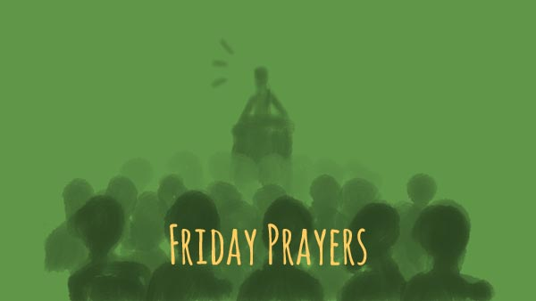 Friday prayers