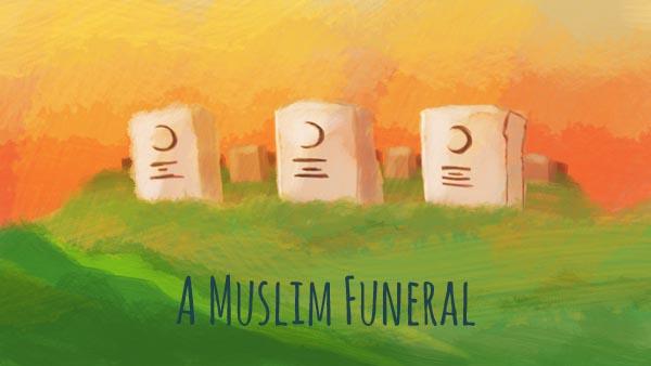 Muslim funeral