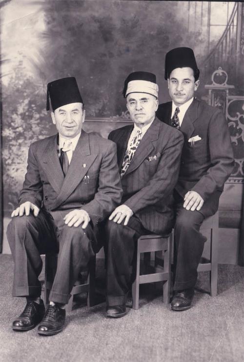 Arab pioneers