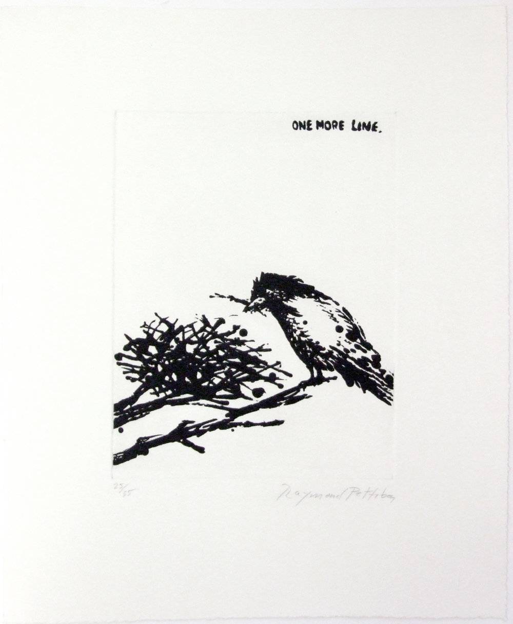 Prints by Raymond Pettibon