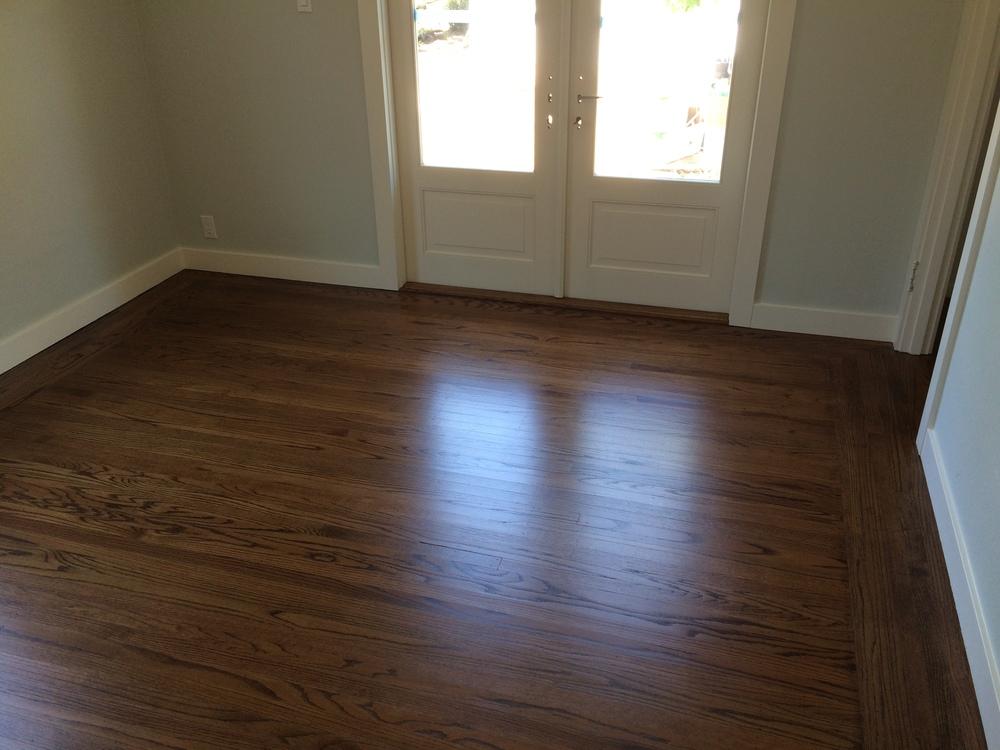 Before After St Helena Hardwood Floors Llc