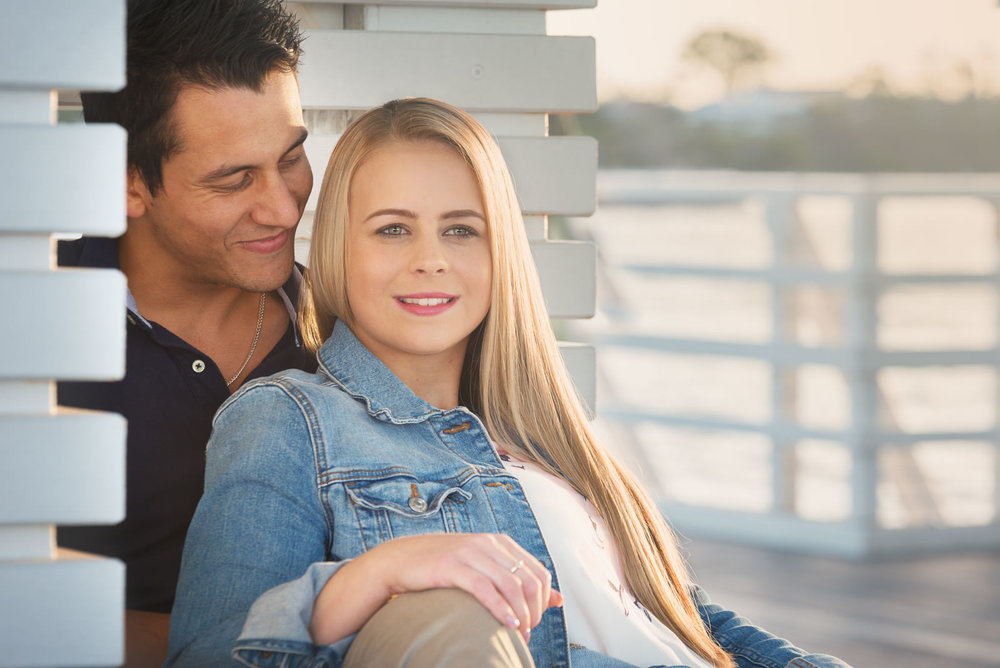 Outdoor Engagement Photography in the Caboolture Region