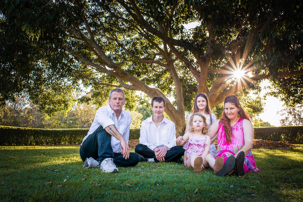 Bell Family -