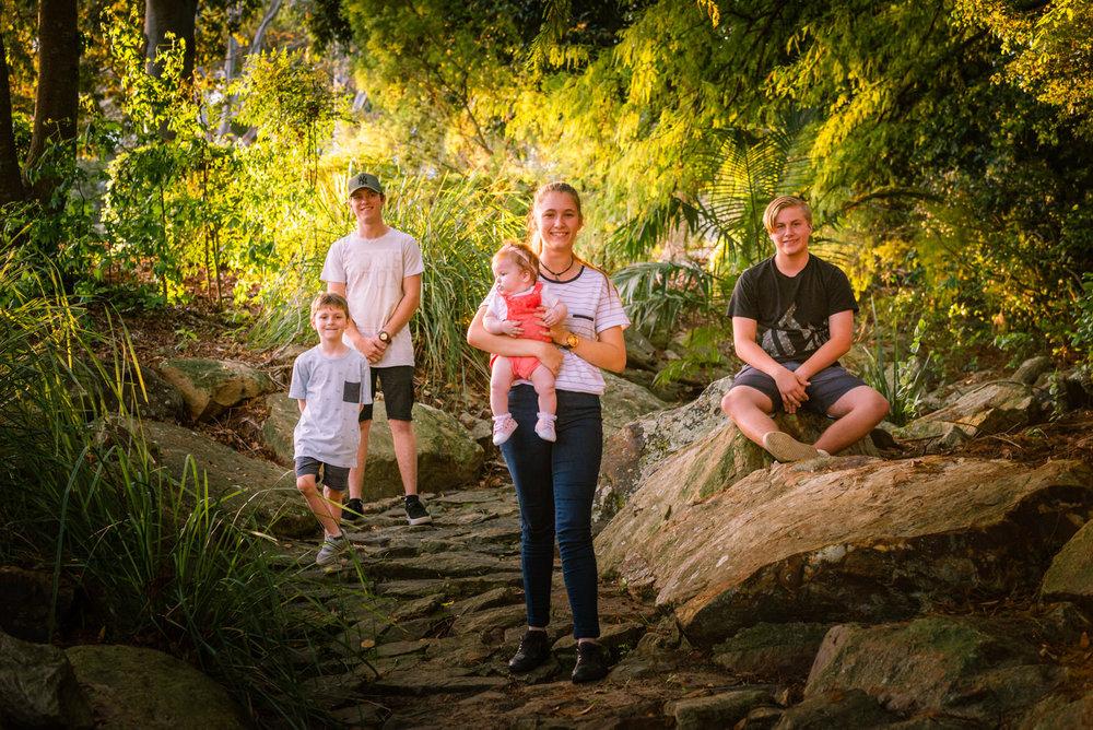 Scott Family -