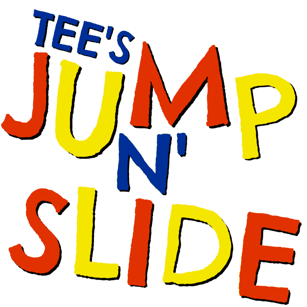 Tee's Jump N' Slide™ | Official Website