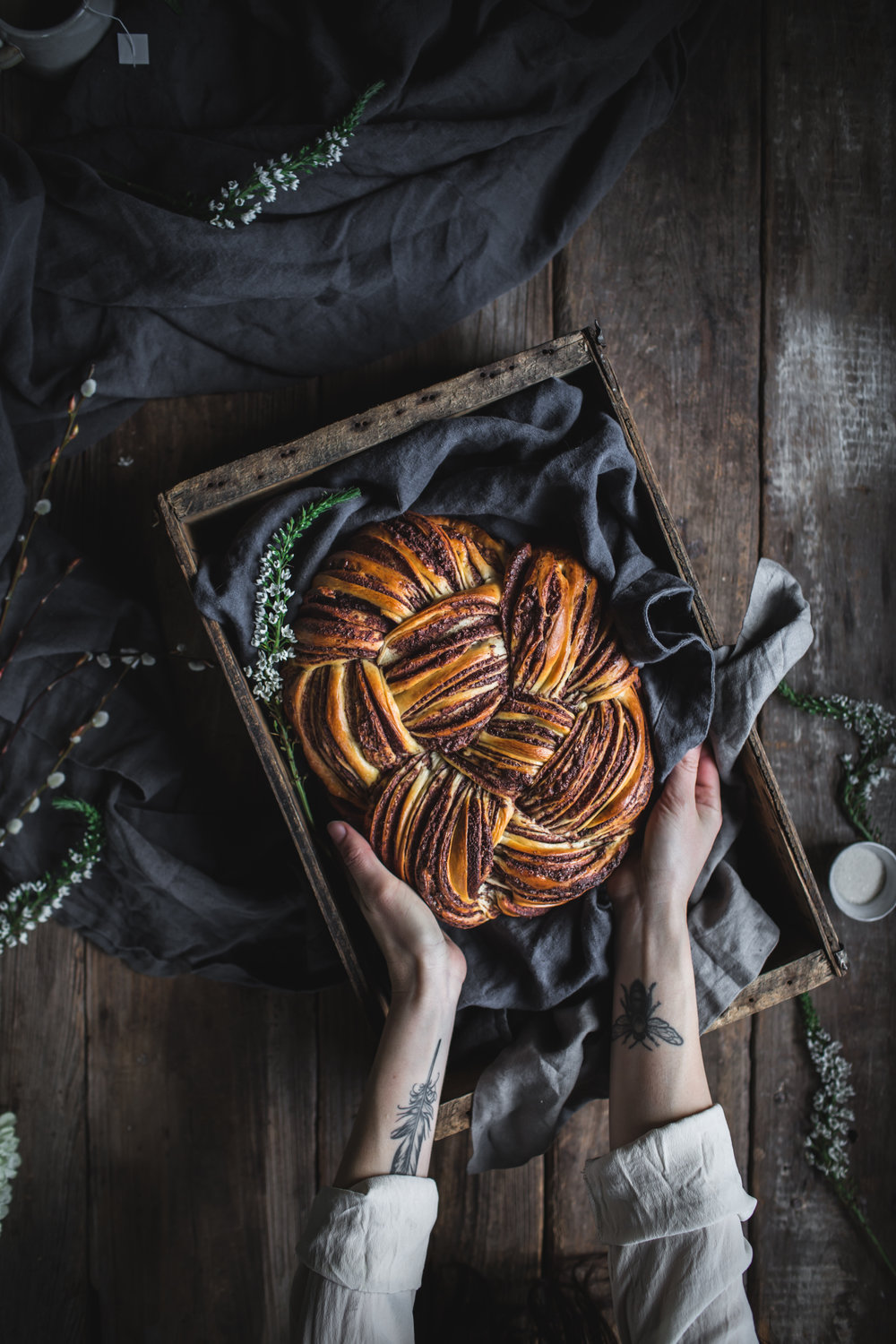 Dark and Moody and Rustic Food Photography Lightroom Presets