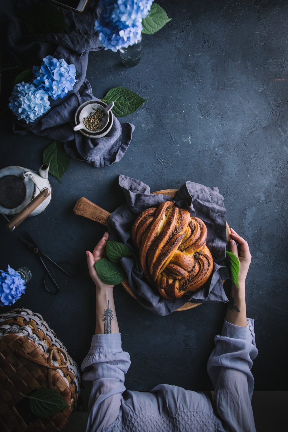 Moody Rustic Food Photography Lightroom Presets