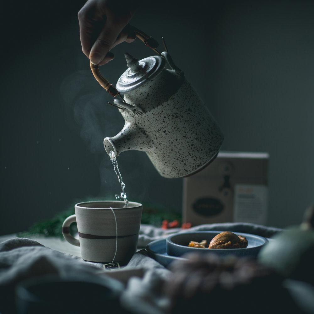 Smith Tea Tasting