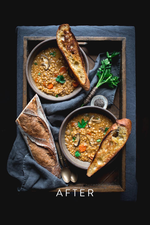 Lentil Soup Recipie