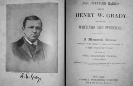 Henry Grady and the New South