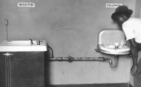 Jim Crow Drinking Fountain Laws