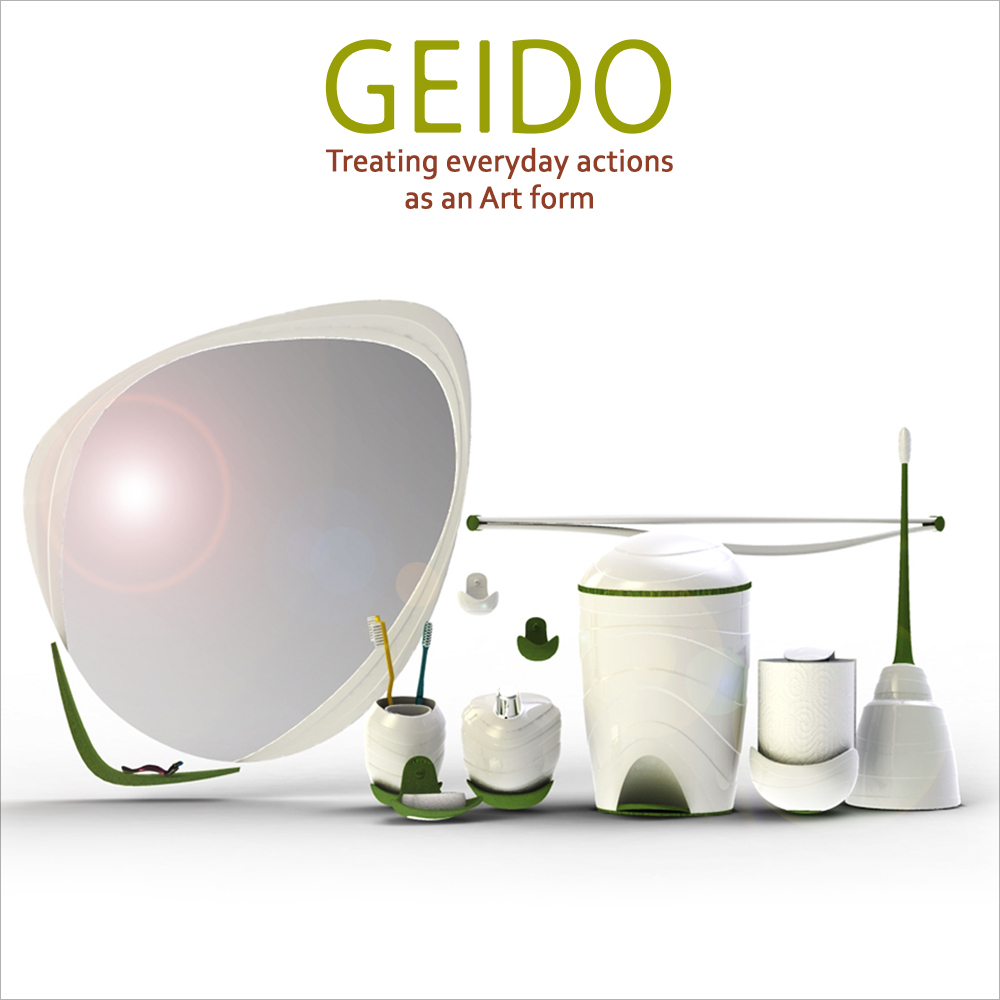 GEIDO | Industrial Design