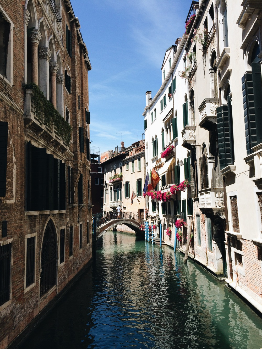 I can cross Venice off my bucket list!