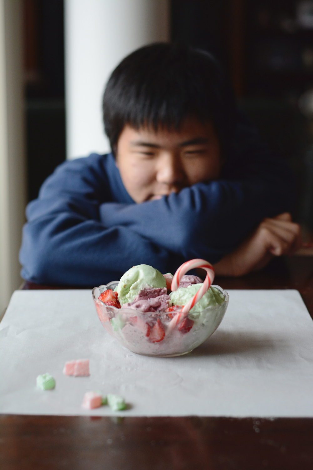 christmas bingsoo | doughing it right
