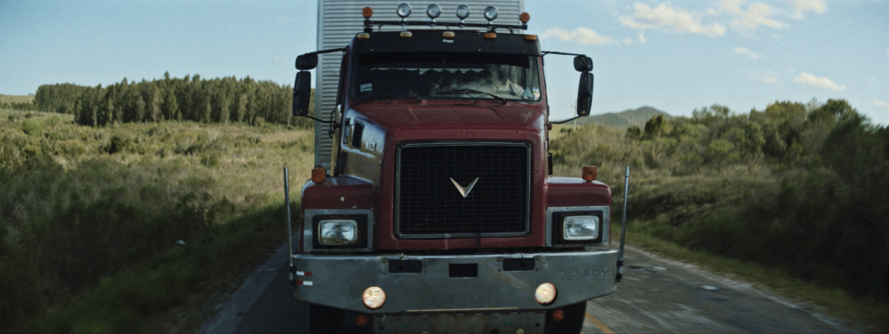 Toughbook: Out there truck spot