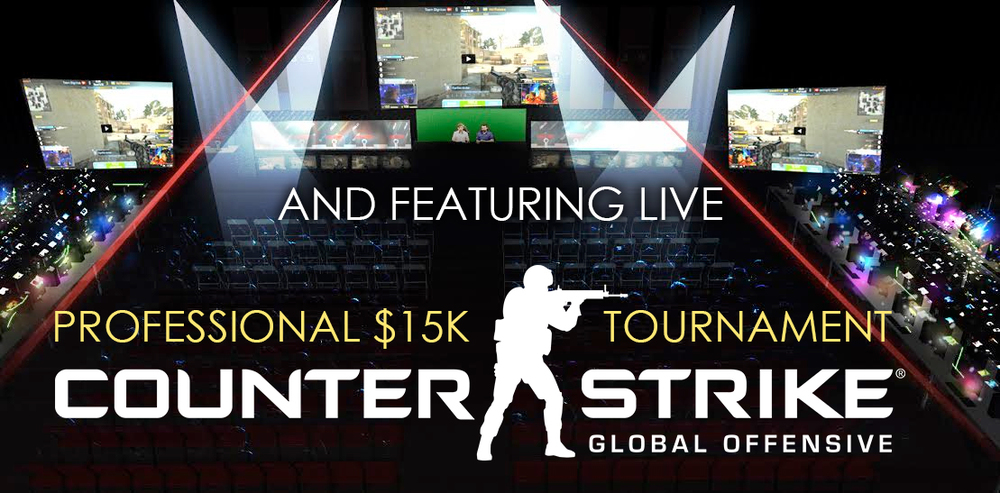 Counter Strike Tournament