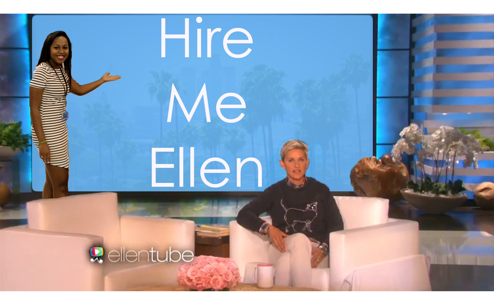 My favorite episode of The Ellen DeGeneres Show