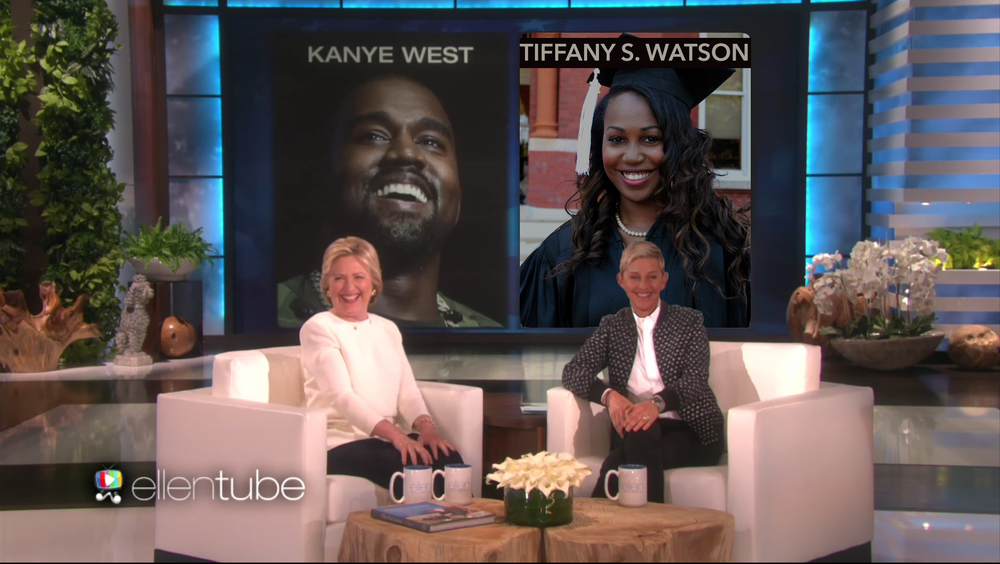 #TiffanyForEllen2016