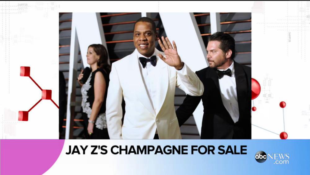 Pop pod about JAY Z's new champagne line