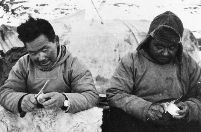 Jan Cremer, Qaanaaq, Thule, Groenland