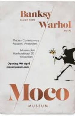Uitnodiging opening Moco Museum