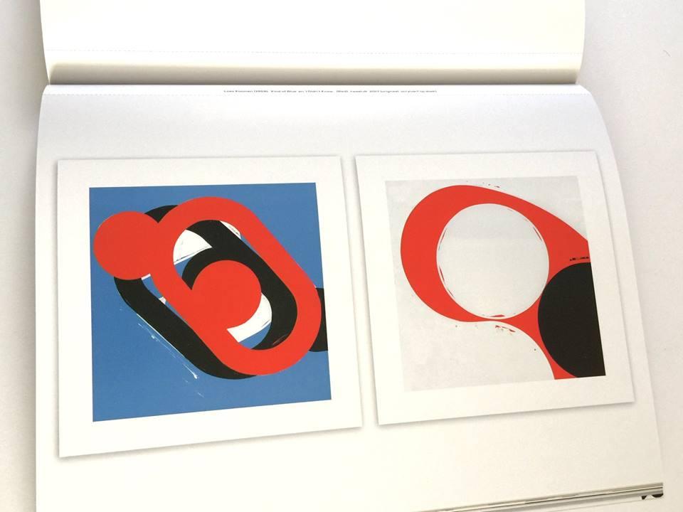 Tweeluik van Loes Koomen dat wordt uitgegeven door Museumtijdschrift ism We Like Art! in een oplage van 30 exemplaren en begin juli 2018 zal verschijnen.
