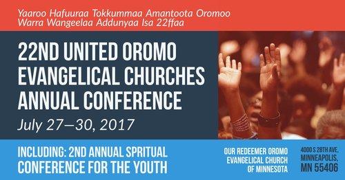 Oromo Church — Videos