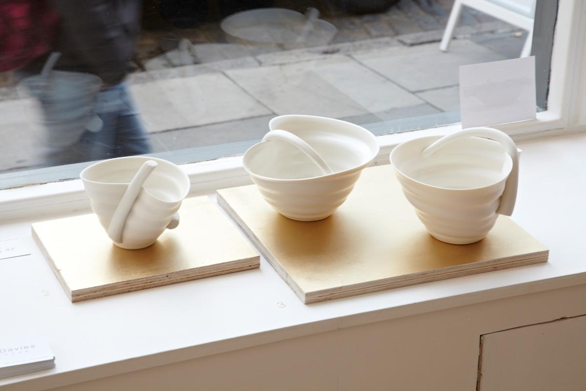 Jo Davies Ceramics - Hand Thrown Porcelain